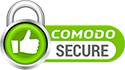 Secured with Comodo PositiveSSL