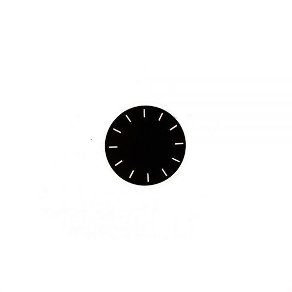 62 Plymouth Fury Savoy / Sport Fury Clock Delete Face
