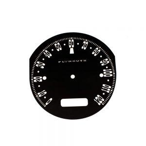 63 Plymouth Fury Savoy / Sport Fury Speedometer 120 MPH Face