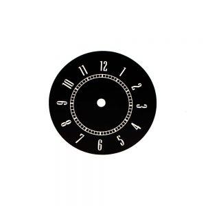 64  Plymouth Fury Clock Face