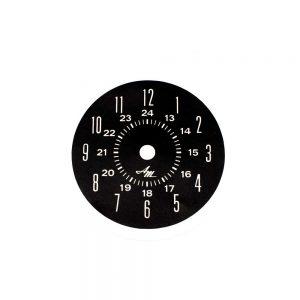 68 Javelin AMX Clock Face.
