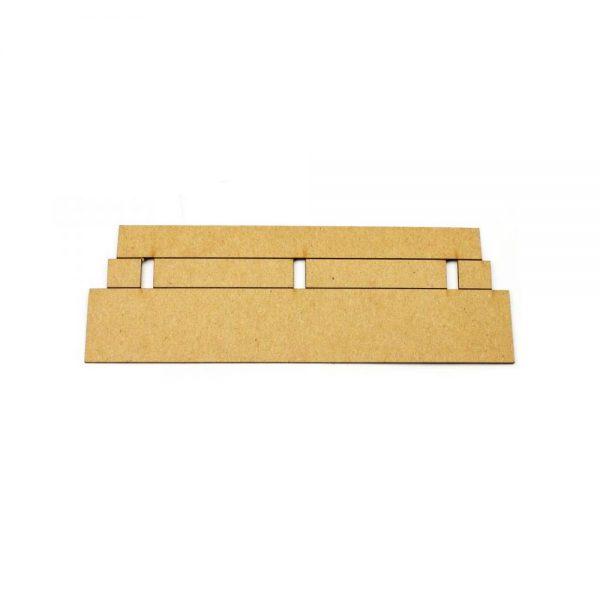 68-70 B-Body Cardboard Light Shroud