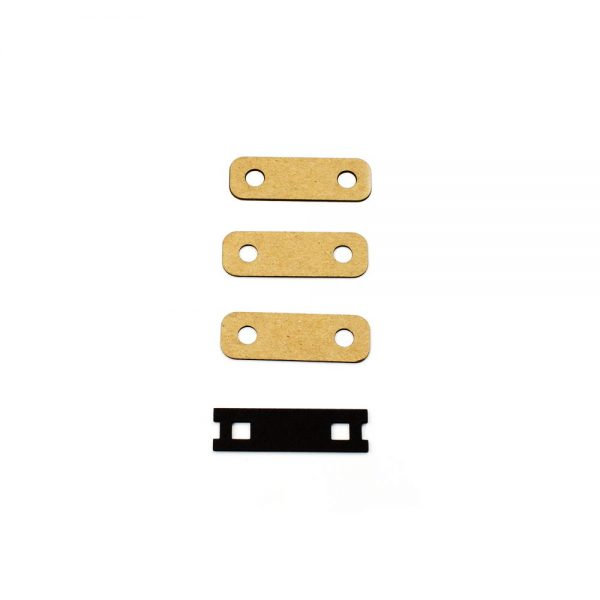 ALL Car Lines Gauge Stud Insulator pkg of 4